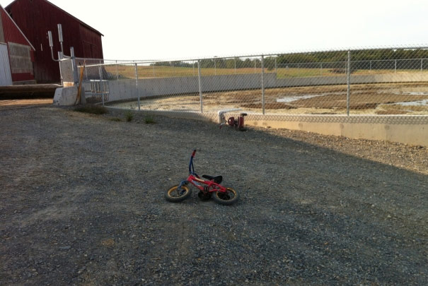 keeping children safe from manure pit dangers
