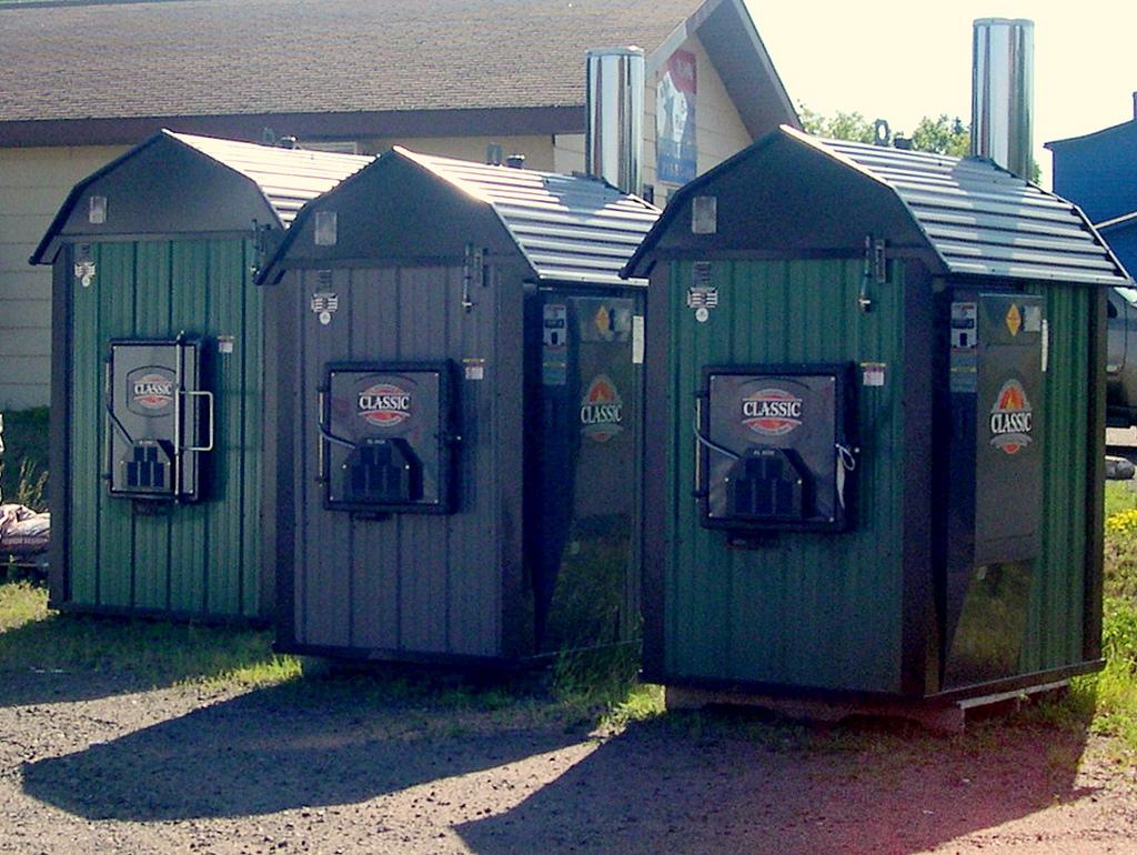 Outdoor Wood Boilers