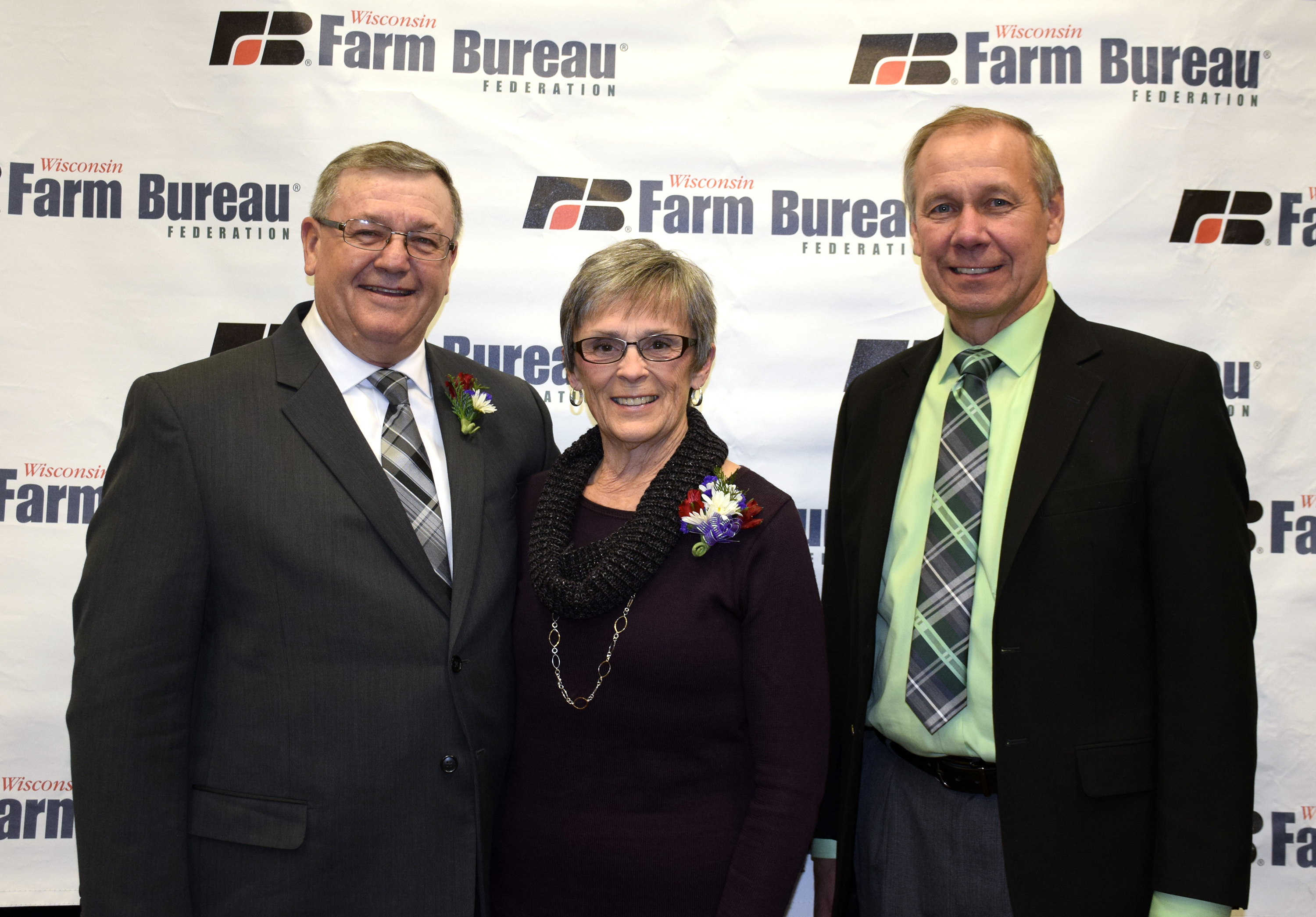 Bill Bruins Receives 'Distinguished Service to Wisconsin Agriculture' Award
