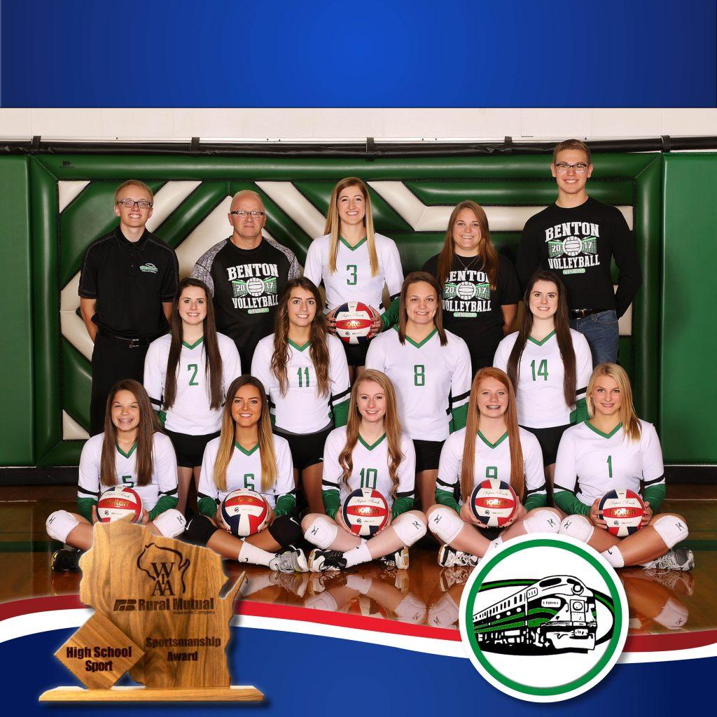 Benton 2017 team