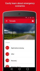 tornado phone app american red cross