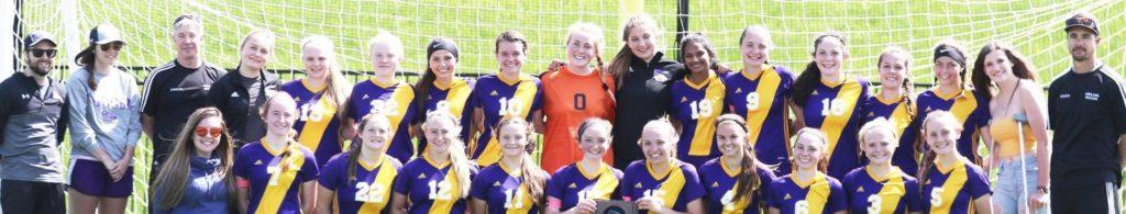 Ashland Soccer Sportsmanship Award
