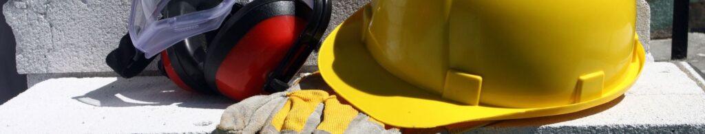 work safety header
