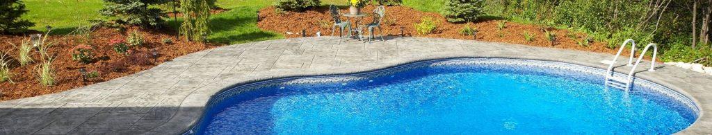 backyard pool image