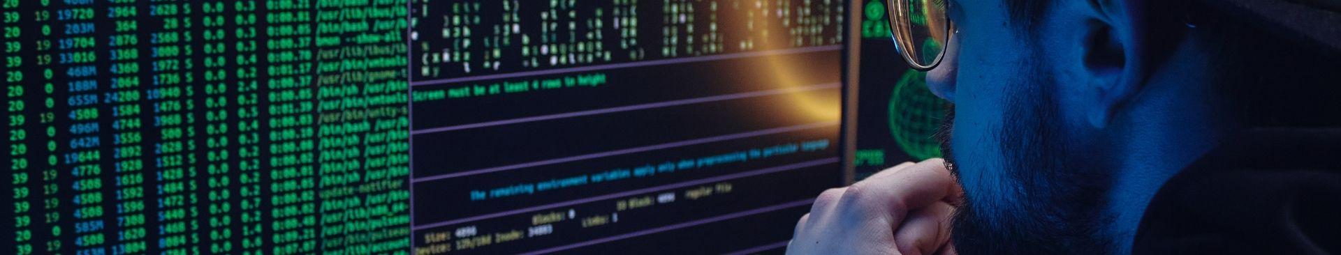 cyber security hacker